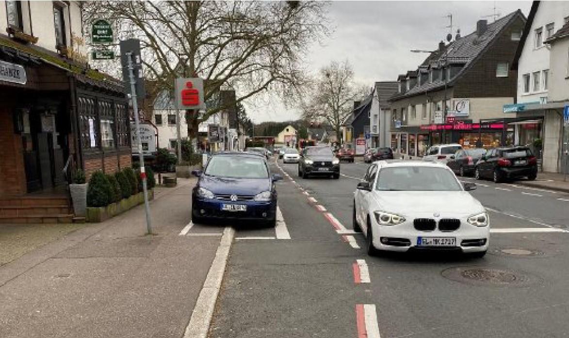 Schlechte Karten für Radfahrer*innen – Bericht aus dem Umwelt- und Verkehrsausschuss